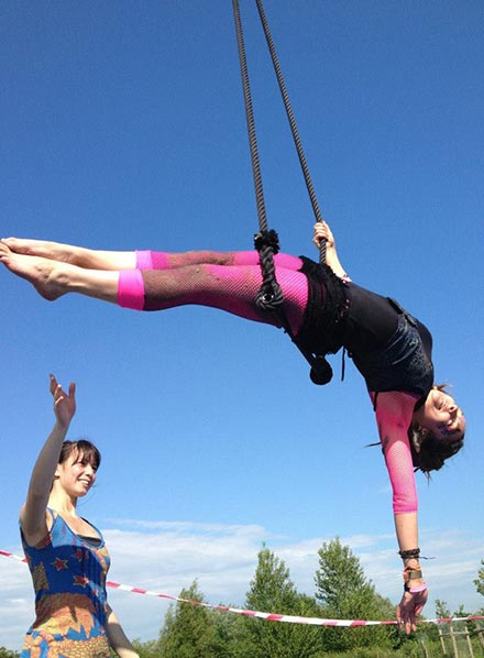 Trapeze-Lessons