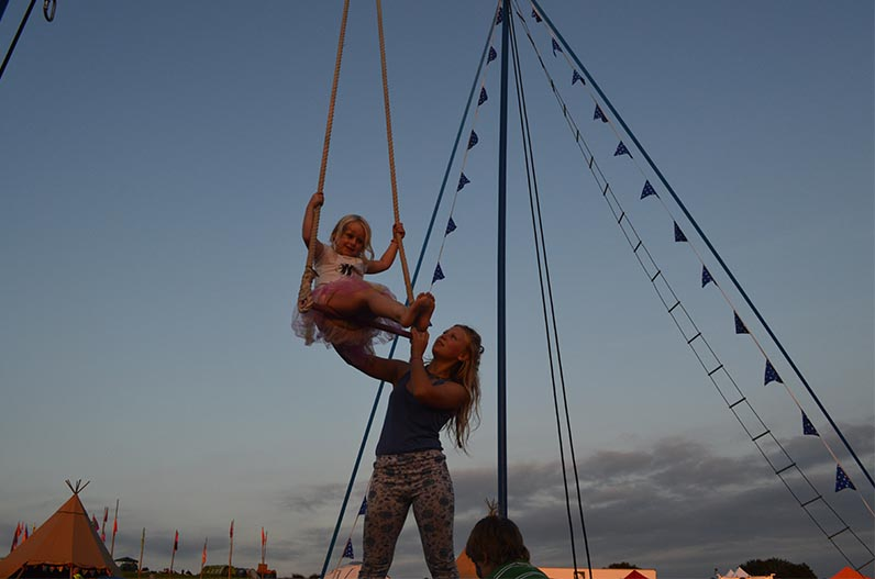 Trapeze-Workshops
